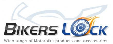 Bikers Lock Banner