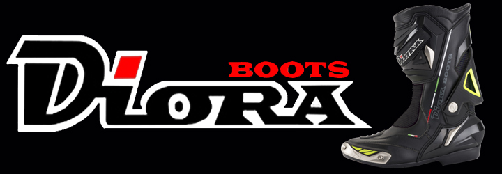 Diora Motorcycle Boots