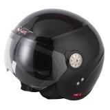 Vcan V582 Gloss Black Helmet