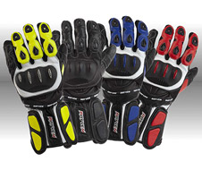 Rayven Motorcycle Gloves