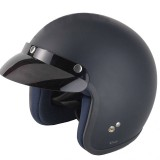 V500 Matt Black Helmet
