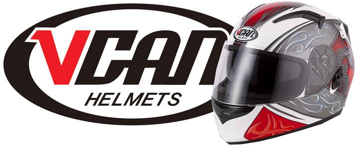 Vcan Motorcycle Helmets