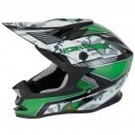 Vcan V321 Motocross Helmet