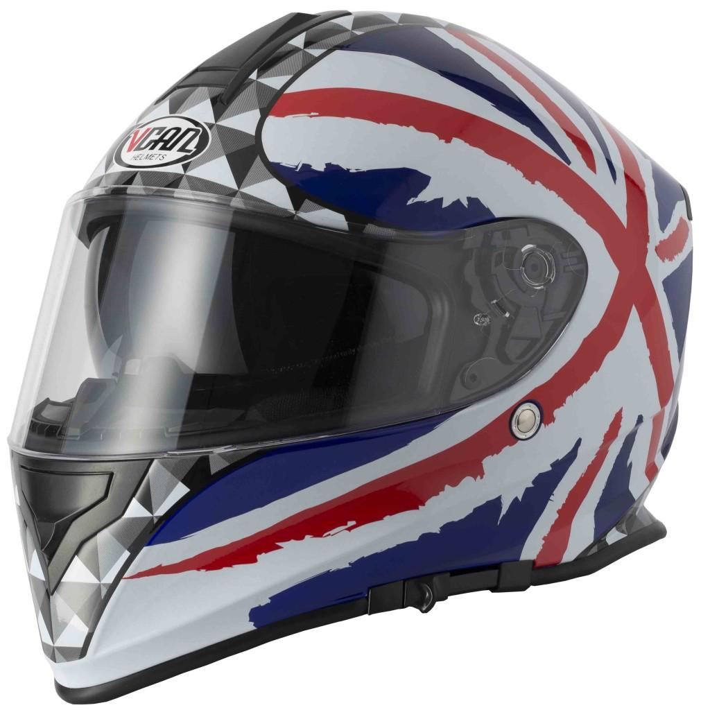 Vcan V127 Motorcycle Helmet | Full Face | Vcan Motorcycle ...