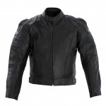 Interceptor Leather Jacket