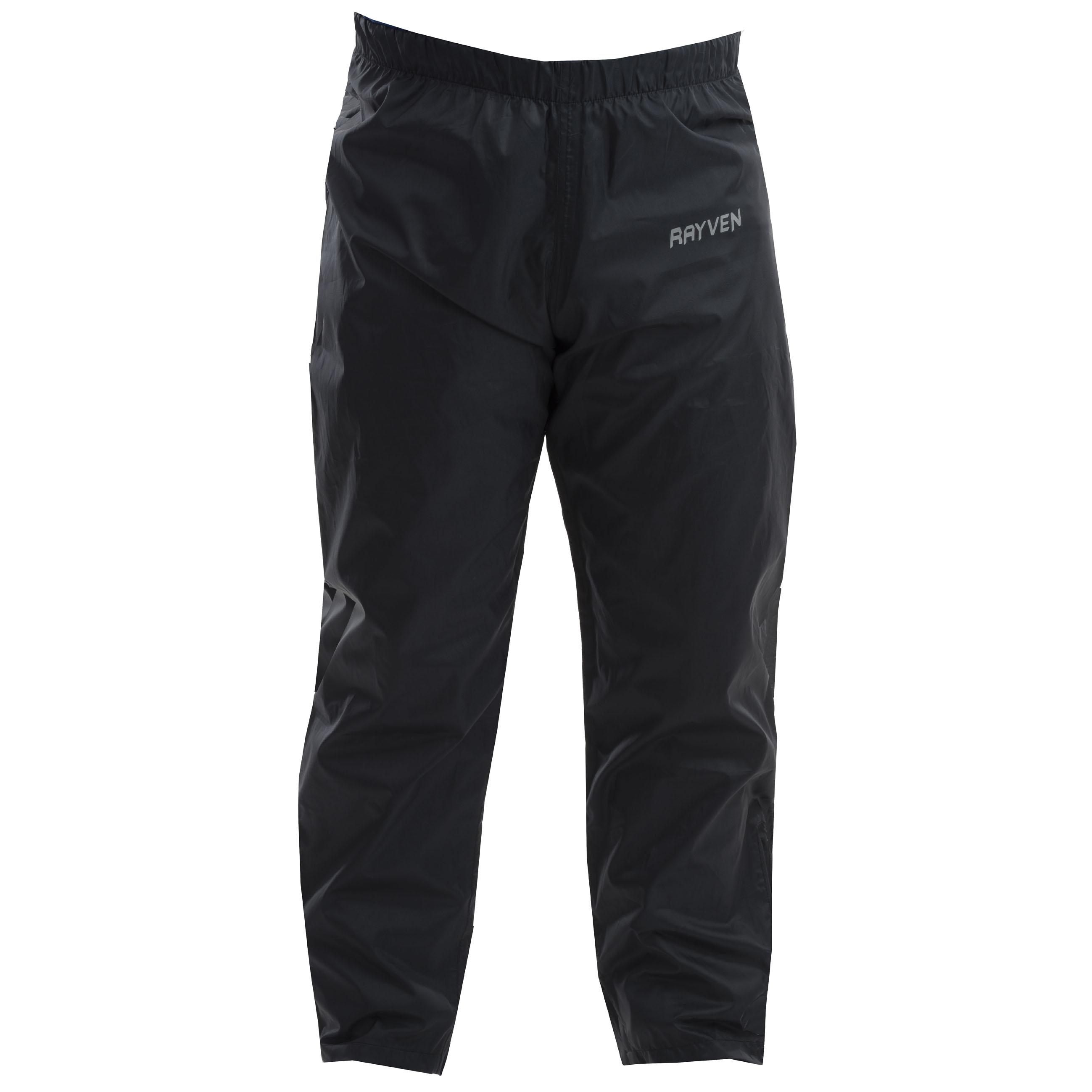 Waterproof Leather Motorcycle Trousers