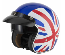 Vcan Open Face Motorcycle Helmets