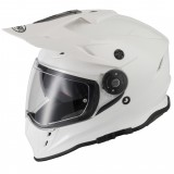 Vcan V331 White Visor On