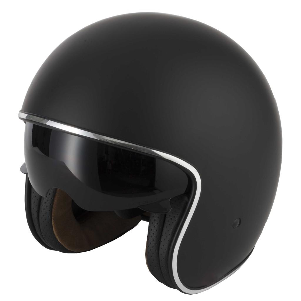 Vcan V537 Motorcycle Helmet Open Face Vcan Motorcycle
