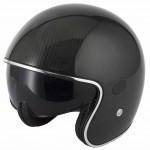 Vcan V587 Carbon Fibre Open Face Helmet