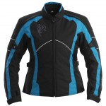 Rayven Juno Turquoise Ladies Jacket