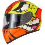 Vcan V128 Mohawk Yellow/Orange